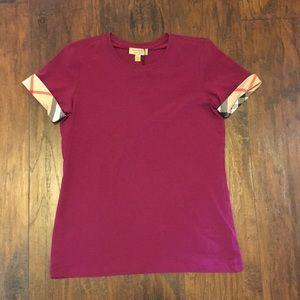 Burberry tshirt